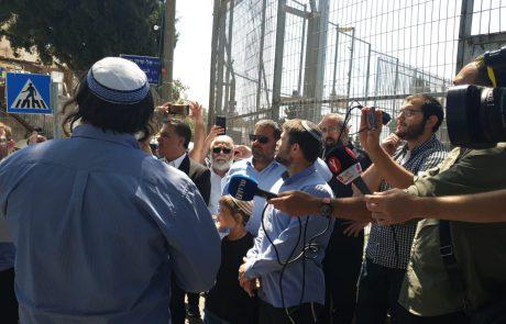 חברי הכנסת מהציונות הדתית הגיעו לביקור בשכונת בית אורות