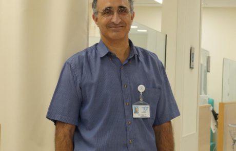 המרכז הרפואי שערי צדק מודיע: דר׳ ישי עופרן, יו״ר חוג הלוקמיה הישראלי מונה כמנהל המחלקה ההמטולוגית במרכז הרפואי שערי צדק