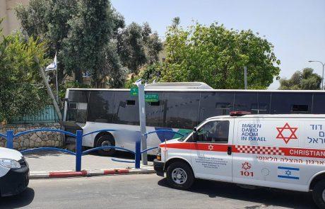 פצוע בינוני וכ-15 פצועים קל בתאונה בבית שמש