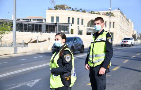 """הושלמה היערכות משטרת ישראל לקראת אירוע הילולת """"אור החיים"""" שיתקיים במהלך היממה הקרובה בהר הזיתים"""