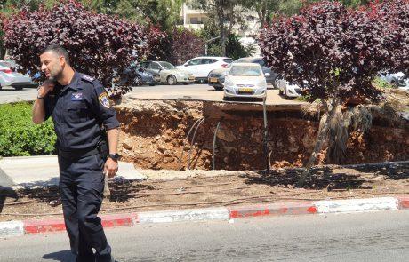 לאחר אירוע הקריסה: המשטרה ושערי צדק מודיעים על פתיחת דרכי הגישה למרכז הרפואי