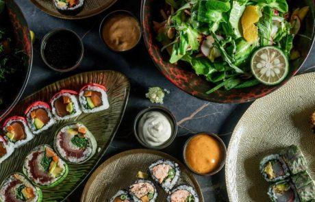 תפריט מיוחד במסעדת הסושי הירושלמית Uran's לכבוד יום הסושי הבינלאומי   כל הפרטים