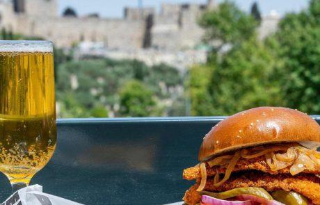 ירושלמים, תכירו! המבורגר ברלין – דיינר אמריקאי בלב ירושלים   כל הפרטים