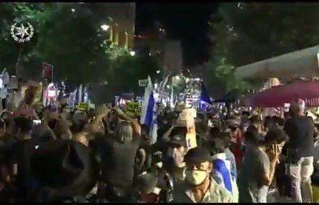 הערב: המחאה חוזרת לרחובות