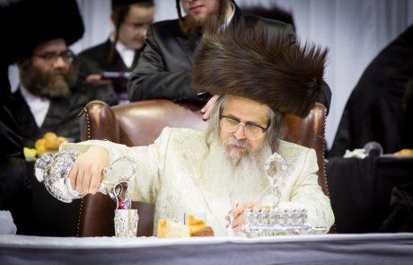 """היום מתחיל בירושלים ביקור האדמו""""ר מסאטמאר – כל העדכונים וגם נתיבי התחבורה שייסגרו"""