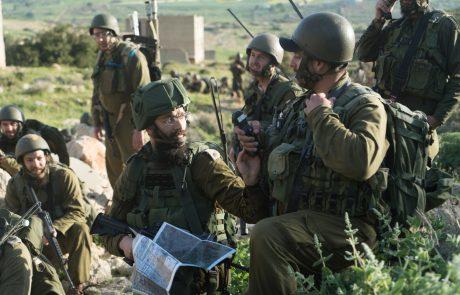 גדוד 'נצח ישראל' זכה בהצטיינות בטקס בבית הנשיא