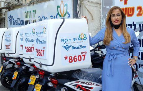 יד עזר לחבר – מביקורים בירושלים ועד חניכת יחידת אופנוענים בכל הארץ