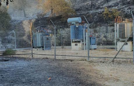 הערכת מצב במקורות: במידה והשריפות נמשכות ממחר תצומצם אספקת המים לישובים הסמוכים לירושלים I כל הפרטים בפרסום ראשון
