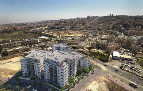מחקר: הרכבת הקלה בירושלים צפויה להשפיע לחיוב על מחירי הדירות בקרבתה